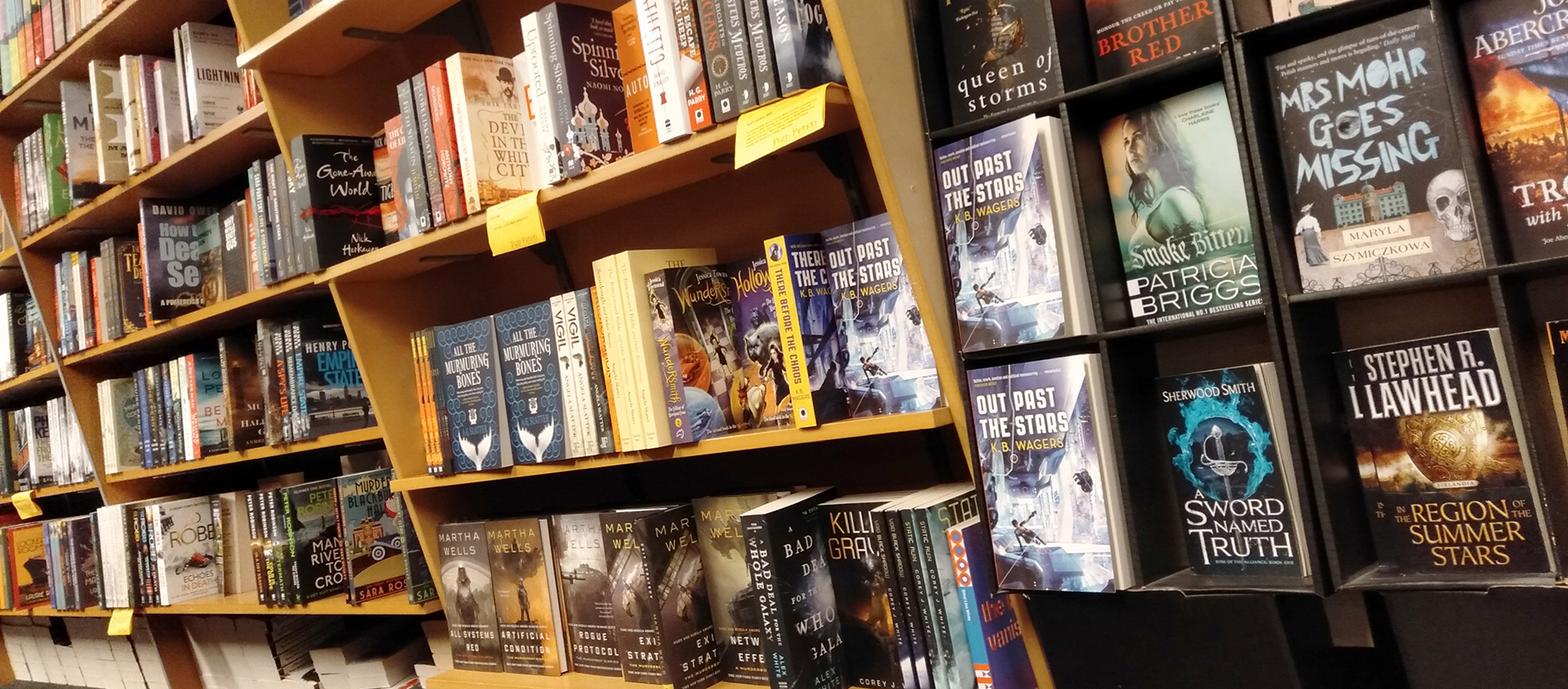 Pulp Fiction Books